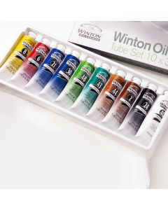 Winsor & Newton Winton Oil Colour Set