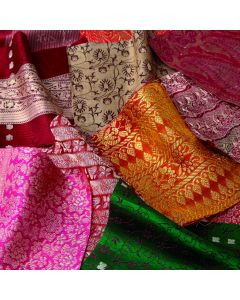 Sari Patchwork Pack