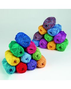 Cotton Acrylic Mix Yarn