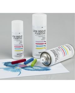 Low Odour Spray Fixative