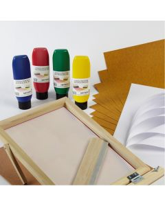 Specialist Crafts Screen Printing Water Colours