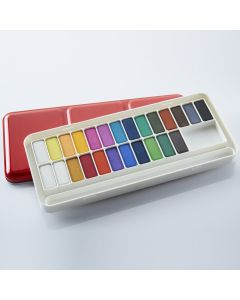 Specialist Crafts Watercolour Tablet Set of 25