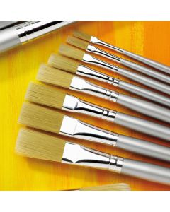 Student Flat Tynex Brush Bulk Pack. Pack of 80