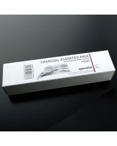 Specialist Crafts Charcoal Assorted Pack