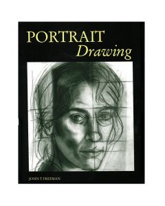 Portrait Drawing by John Freeman