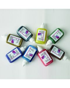 Specialist Crafts Pearlised Marbling Ink Set