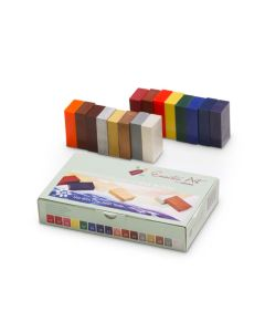 Encaustic Wax - Enrichment Set. Set of 16