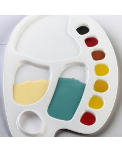 Artists Multi-Well Palette