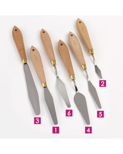 Artists' Palette Knives
