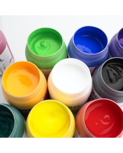 X6 Premium Acryl Acrylic Colour Mixing Set