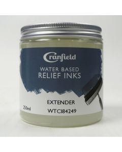 Cranfield Water-Based Relief Ink Extender 250ml