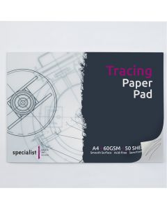Specialist Crafts Tracing Paper Pad