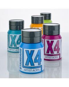 X4 Standard Acryl 500ml