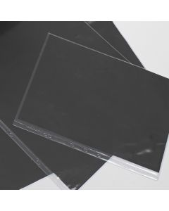 PVC Sleeves for Ring Binder Portfolios
