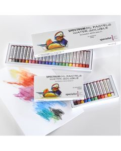 Spectrum Water Soluble Oil Pastel Sets