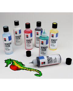 Marabu Window Colour Starter Kit