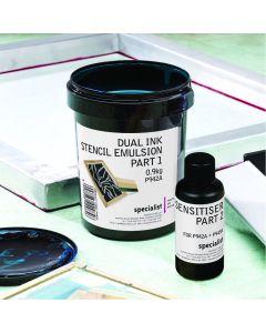 Dual Ink Professional Stencil Emulsion