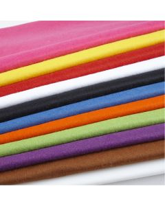 Premium Woollen Felt Mixed Pack