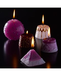 Candle Making Kit - 20 Candles
