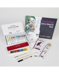 Art Lesson INTRO Packs
