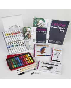 Art Lesson A4 Graduate Kit