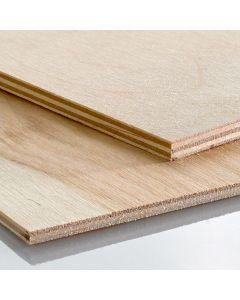 Laser Grade Poplar Plywood Sheets