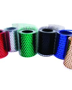 Glisten Mesh Pack. Pack of six assorted colours