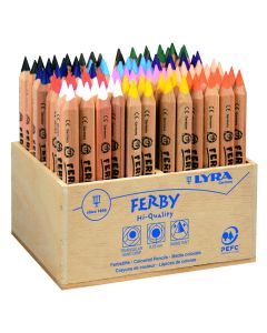 Lyra Ferby Colour Pencils. Pack of 96