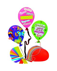 Jumbo Display Shapes - Balloons