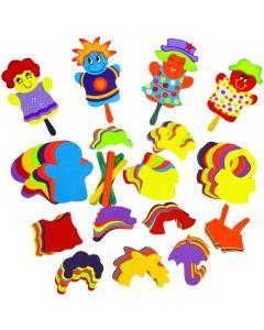 Stick Puppets Kit