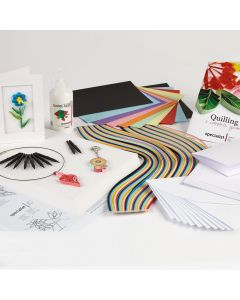 Quilling Starter Pack