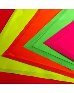 Day Glo Poster Paper Sheets
