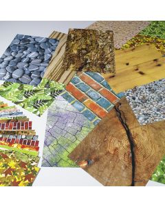 Nature Pattern Paper Pack