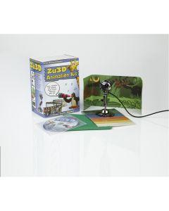 Zu3D Studio3 Animation Kit. Each