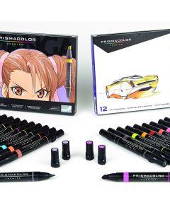 Prismacolor Double Ended Art Marker Sets