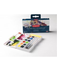 Derwent Inktense Paint Pan Set