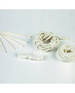 Candle Wicks & Rods Pack