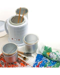 Batik Wax Melting Pot Bulk Pack