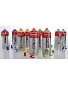 Amsterdam Low Odour Spray Paints