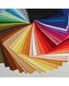Premium Woollen Felt Squares Bulk Buys