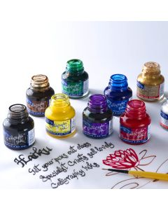 Winsor & Newton Calligraphy Inks - 30ml