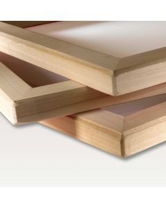 Premium Wooden Non-Meshed Frames