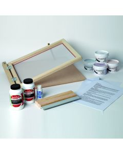 Photo Emulsion Fabric Screen Printing Pack
