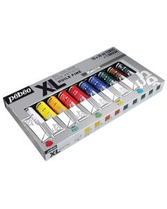 Pebeo XL Studio Oil Set of 10
