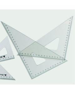 Set Squares - 304mm. Pack of 2