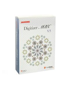 Janome Digitizer MBX PC Software Version 5.5