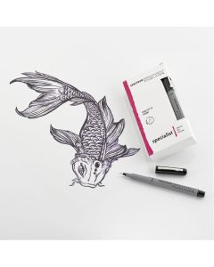 Spectrum Permanent Fineliner Packs