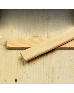 Wooden Warp Sticks. Per pair